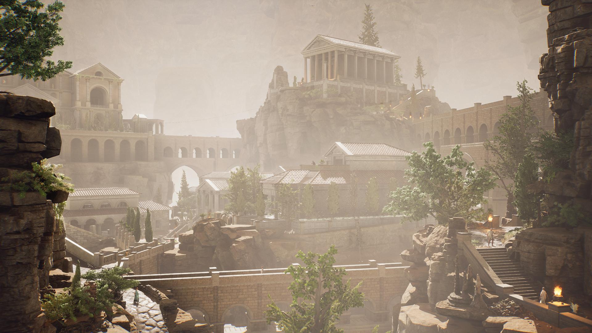 The Forgotten City - Vista
